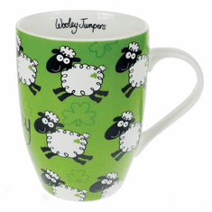 Wooley Jumper Tulip Mug