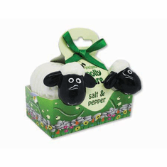 Woolly Ware Salt & Pepper Set