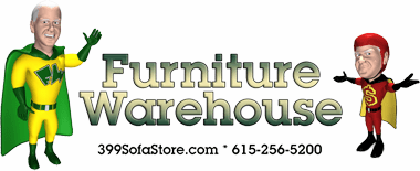 Furniture Warehouse | Home of the $399 Sofa |  Nashville Tennessee