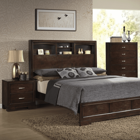 7-Piece City Loft Queen Bedroom Group by Lifestyle