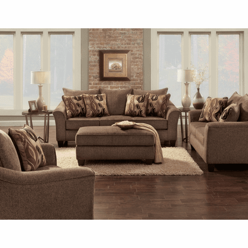 Affordable Furniture<br>Camero Cafe Sofa
