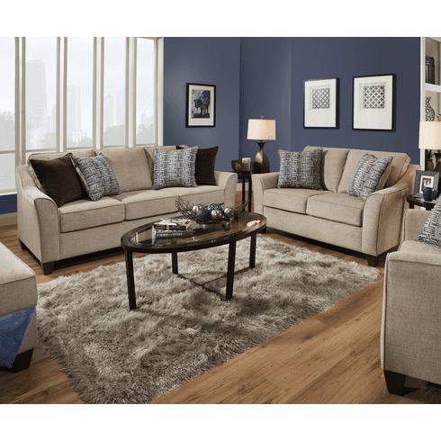 Lane Furniture<br>Alamo Taupe Sofa