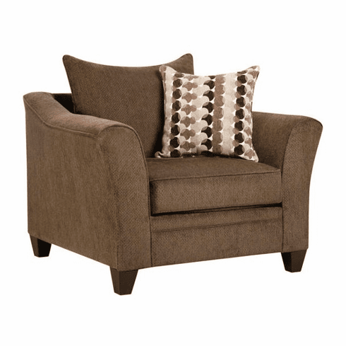 Albany Chestnut Chair by Simmons