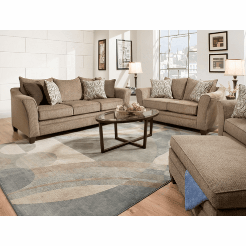 Lane Furniture<br>Albany Truffle Sofa