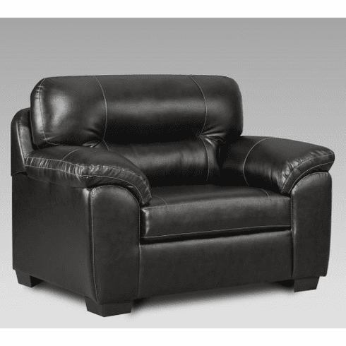 Austin Black Chair<br>Affordable Furniture