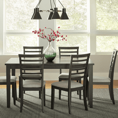 Baggio 7 Piece Dining Group by Standard