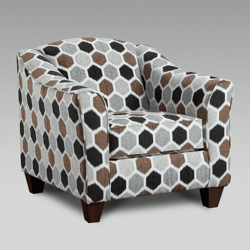 Block Party Chair<br>Affordable Furniture