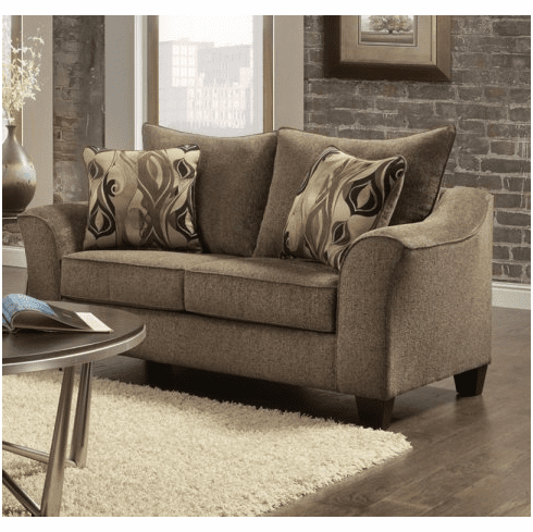 Camero Cafe Loveseat by Affordable