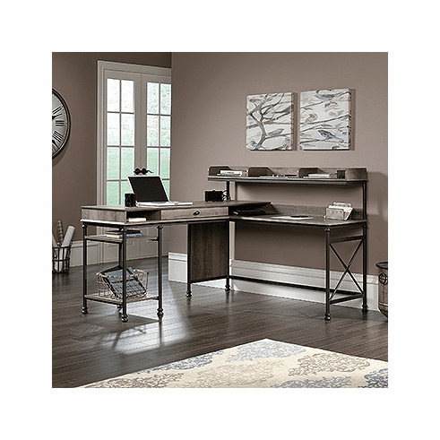 Canal Street L Shaped Desk by Sauder