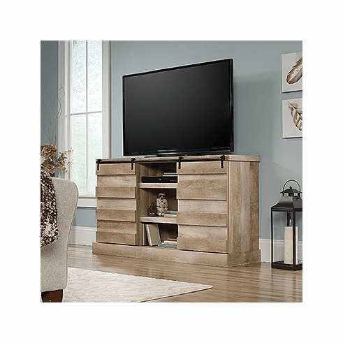 Cannery Bridge Entertainment Credenza by Sauder
