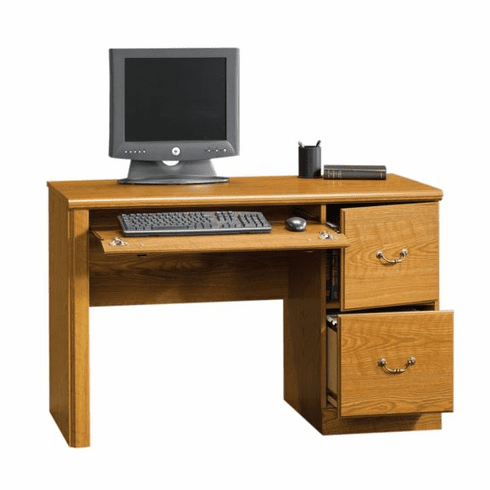 Carolina Oak Computer Desk by Sauder