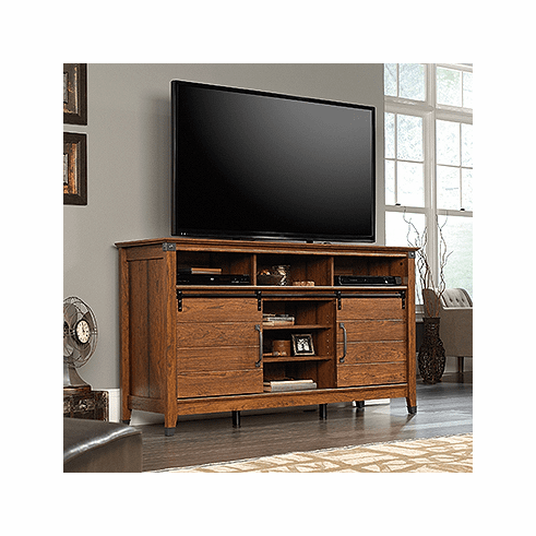 Carson Forge Credenza by Sauder