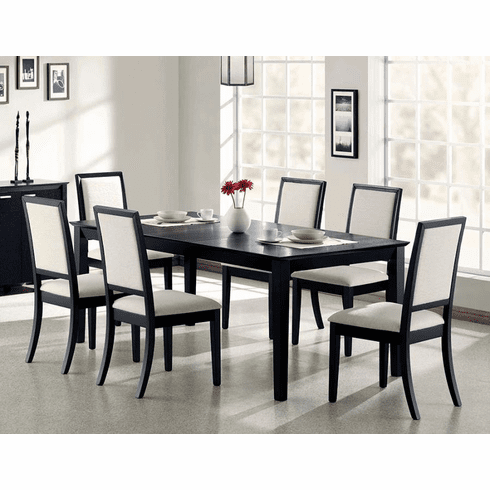 Coaster Furniture Louise 7 Piece Dining Set