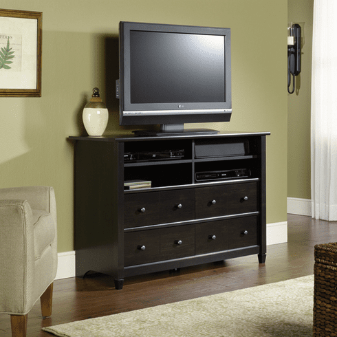 Edge Water Highboy TV Stand by Sauder