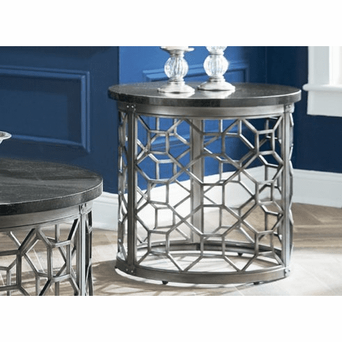 Equinox End Table by Standard