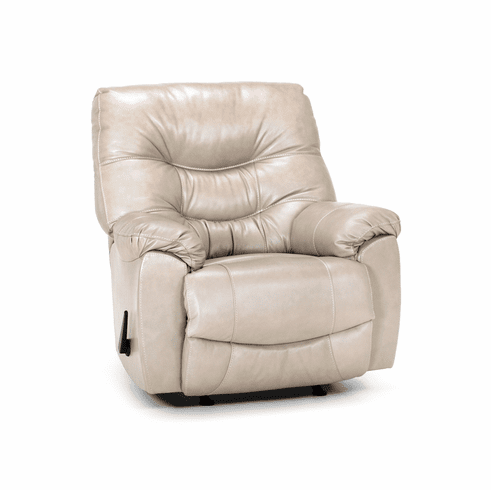 Franklin 4595 Trilogy LM81-26<br>Leather Rocker Recliner