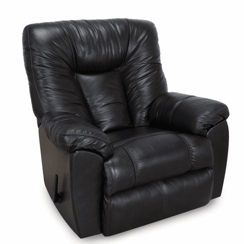 Franklin 4703 Connery LM41-01<br>Leather Rocker Recliner