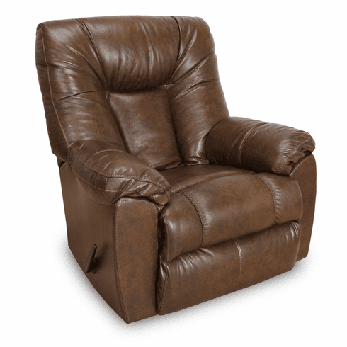 Franklin 4703 Connery LM42-15<br>Leather Rocker Recliner