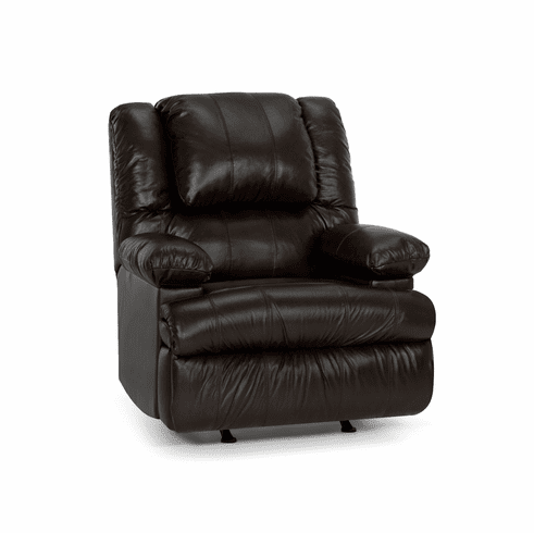 Franklin 5598 Clayton LM10-12<br>Leather Rocker Recliner