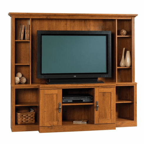 Harvest Mill Home Theater Center by Sauder