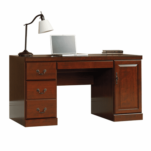 Heritage Hill Computer Credenza by Sauder