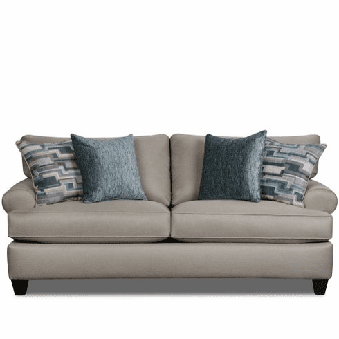 Hogan Nickel Sofa by Corinthian