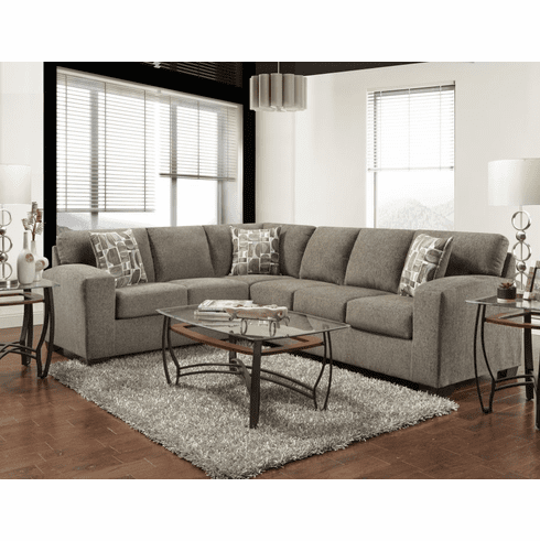 Impulse Espresso Sectional by Affordable