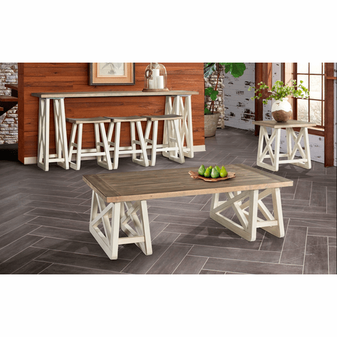 Lane Chamblee 3 Piece<br>Table Set