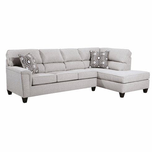 Lane Dante Almond<br>2 Piece Sectional
