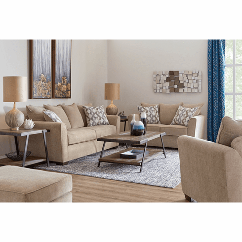 Lane Furniture<br>Surge Mocha Sofa