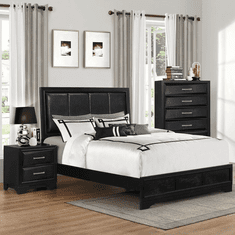 Lifestyle Textured 7 Piece<br>Queen Bedroom