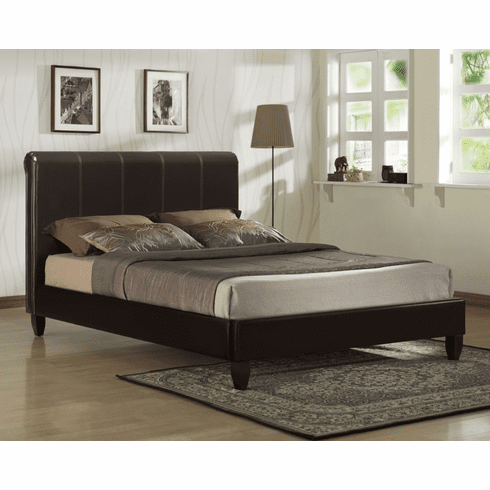 Lifestyle Vinyl Platform<br>King Bed