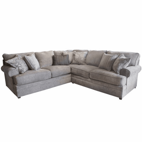 Macey Pewter Sectional by Lane Furniture