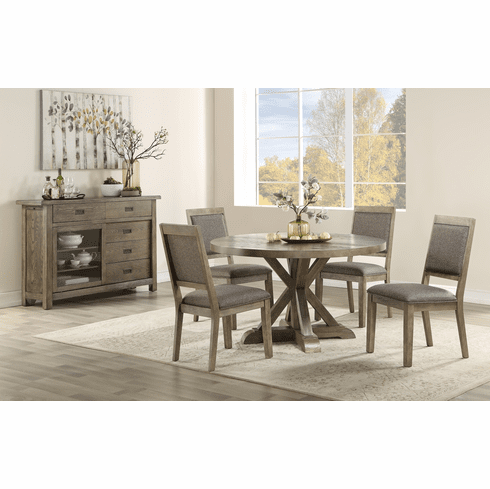 New Classic Madelyn 5 Piece<br>Dining Set