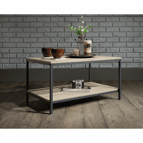 North Avenue Charter Oak Coffee Table by Sauder