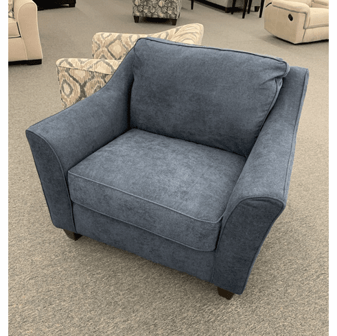 Prelude Navy Chair by Lane Furniture
