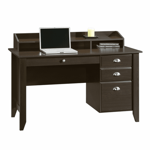 Shoal Creek Desk with Hutch by Sauder