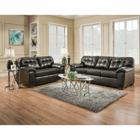 Simmons Furniture<br>Showtime Onyx Sofa