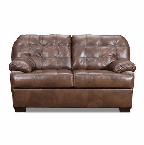 Soft Touch Chaps Loveseat by Lane Furniture