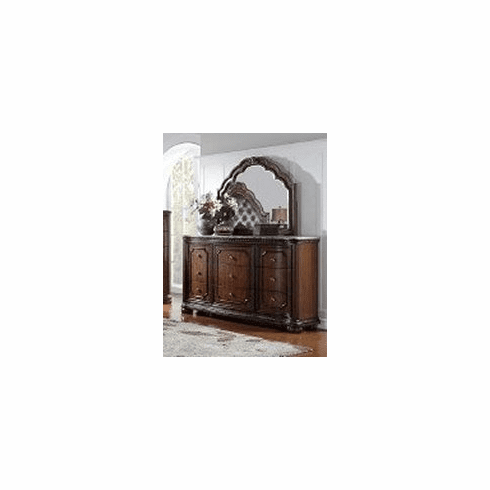 St Claire Dresser and Mirror by Lee