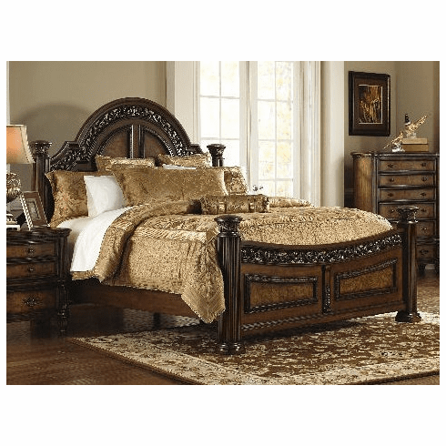 Tuscano Queen Bed by Lee Furniture