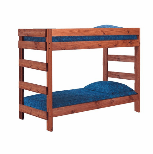 Twin/Twin Bunkbed by Pine Crafter