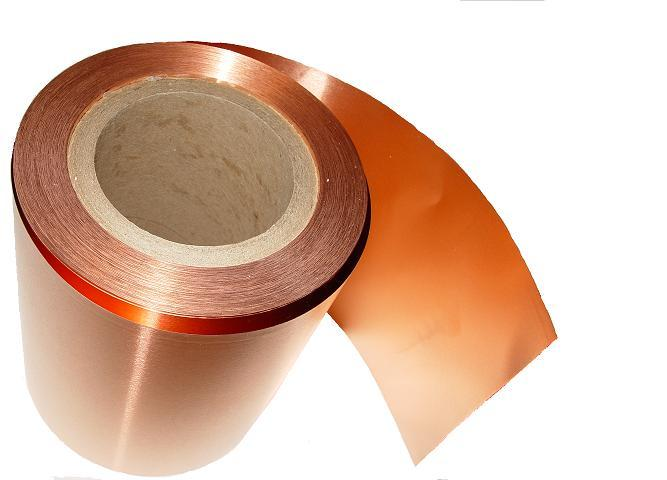 3 Mil Bulk Copper Rolls/25 lbs. each