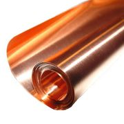 "18 Gauge Copper Sheet (40 Mil) 18"" X 10'"
