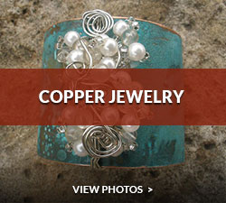 Copper Jewelry Gallery