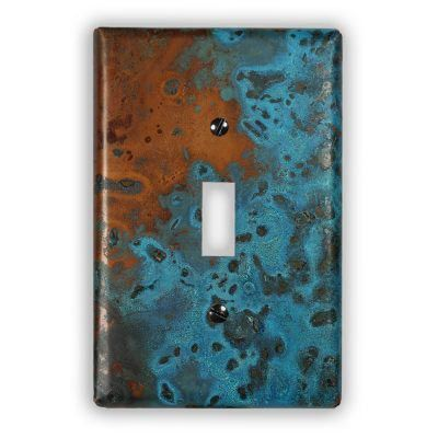 Copper Oulet and Wallplate Covers