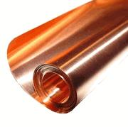 Copper Sheets and Rolls