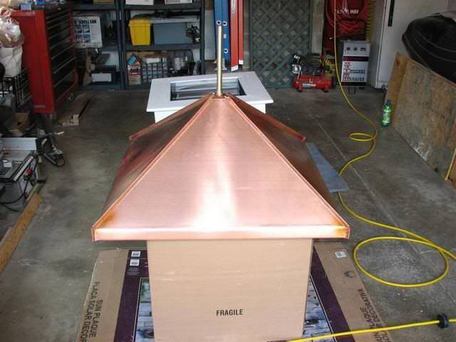 Creating a Standing Seam with Copper Flashing-Video Tutorial