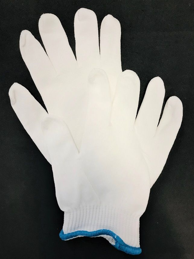 Gloves- Lint free Nylon - Small Adult