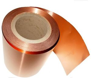 "1.4 Mil/ 6"" X 25lb roll Copper Roll"